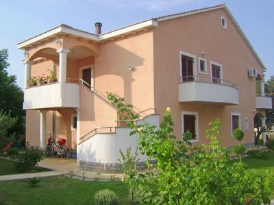 Photo for Apartment Tina  in Privlaka, North Dalmatia - 4 persons, 2 bedrooms