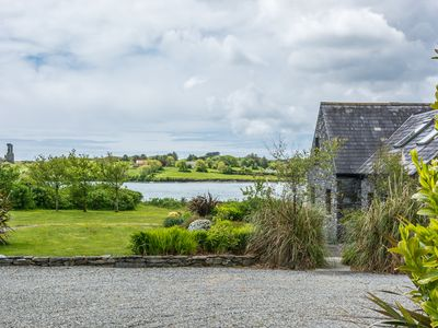 Photo for LUXURY SCHULL WATERFRONT HOUSE 3 BEDROOMS EN-SUITE FACING SOUTH AMAZING SEAVIEWS