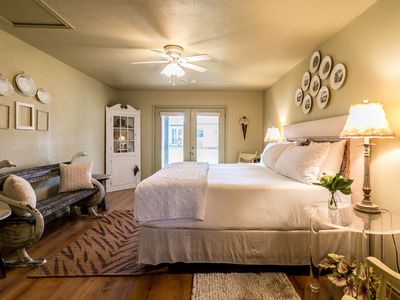 Photo for Lone Star Guest House | River access | Dogs Stay Free