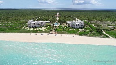 Photo for Caicos Dream - Quiet oceanview 3/bd condo at beautiful secluded Northwest Point