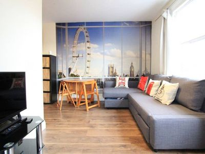 Photo for Cosy One Bed 3rd Floor Close to Marble Arch