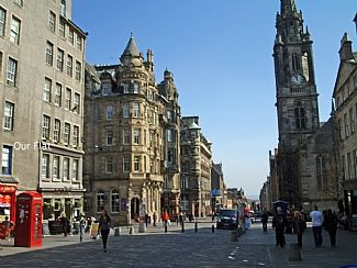 Photo for 1BR Apartment Vacation Rental in Edinburgh