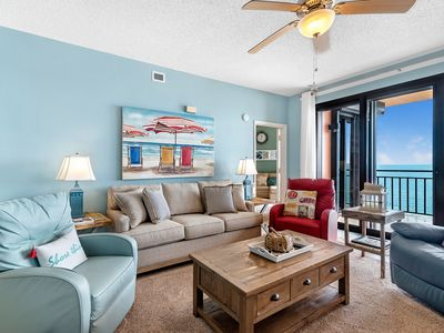 Photo for 804E - Escape to this Beachy 3BR Condo!