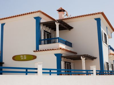 Photo for Villa: Ericeira Chill Hill Hostel & Private Rooms - Sea Food
