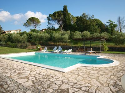 Photo for A villa for 12 people with private swimming pool