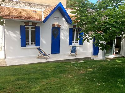 Photo for Vacation home Domremy in Saint Palais sur mer - 5 persons, 2 bedrooms