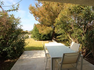 Photo for Air-conditioned 2 bedroom comfort apartment in Sant Ambroggio near Calvi-Ile Rous