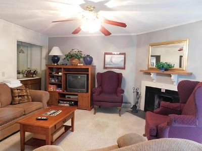 Photo for Vacation, the clear choice for this 2 bedroom condo with a slope view!