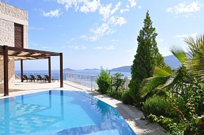 Photo for Beautiful Luxury Villa With Private Pool And Magnificent Sea Views
