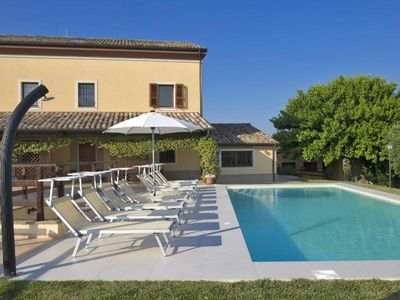 Photo for Holiday house Senigallia for 12 persons with 6 bedrooms - Holiday house