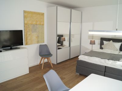 Photo for 1-Zi.Comfort apartment in the center of Ludwigsburg