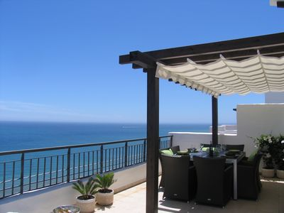 Photo for 229 Penthouse Calaceite Azul - Apartment for 6 people in Torrox Costa