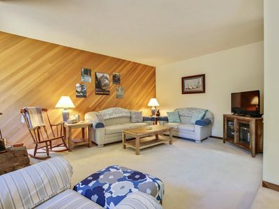 Photo for Home near Deschutes River w/ WiFi, Hot Tub, Fireplace, BBQ & Ping Pong