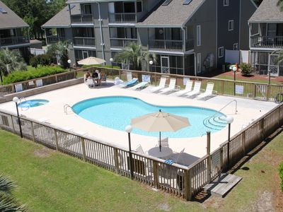 Photo for Come Relax In This Cozy Surfside Villa!- 32F