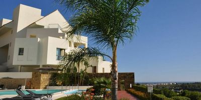 Photo for Luxury two bedroomed apartment with swimming pool in Benahavis Marbella