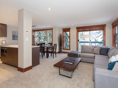 Photo for Snowbird 100 | Remodeled family-sized townhome 5 minutes to skiing w/hot-tub