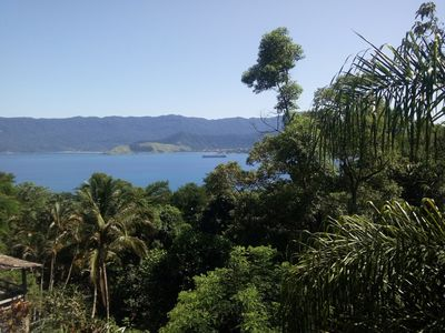 Photo for Beautiful House With Sea View - ILhabela