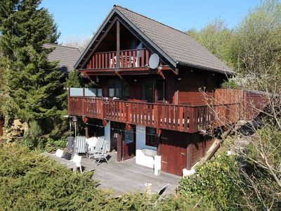 Photo for Relaxing Chalet in Dochamps with Swimming Pool and Terrace