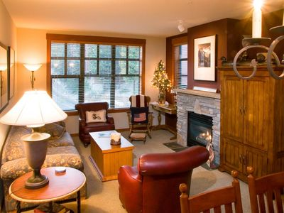 Photo for Cozy 2 bedroom, 2 bath in The Village at Mammoth