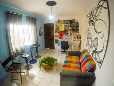 Photo for Apartment close to the sea and historical site.