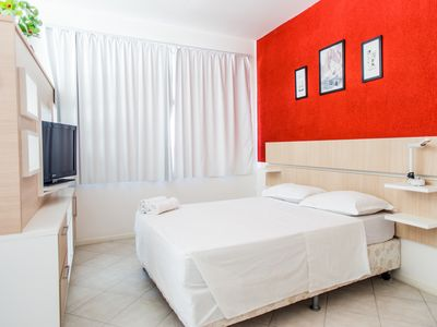 Photo for Ideal for couples, close to the beach.