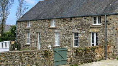 Photo for Charming longère in the countryside 3 km from the sea