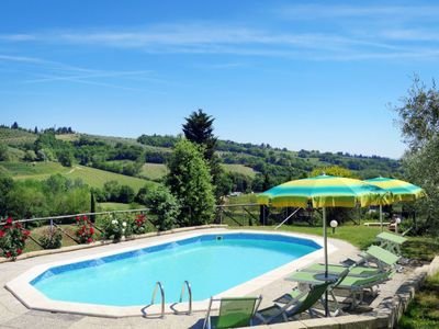 Photo for Vacation home Il Sangiovese (SGI315) in San Gimignano - 10 persons, 4 bedrooms