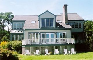 Photo for Fashionable Beach House: Great Views, Interior, & Grounds,