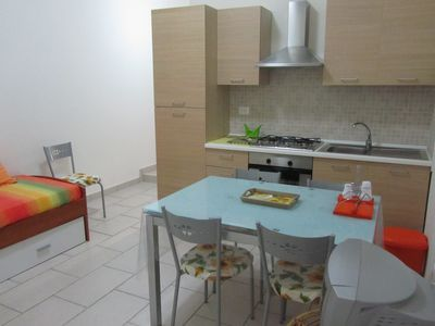 Photo for APARTMENT and TERRACE 200 METERS FROM THE SEA to MAY / JUNE / SEPTEMB DISCOUNT10%