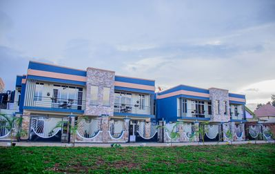 Set in Kigali, 1 km from Kigali international airport, Kwetu konga apartments