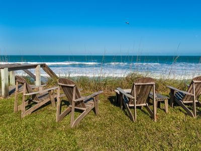 Photo for Private Ocean Front Cottage Paradise Found Florida Melbourne Beach Dog Friendly