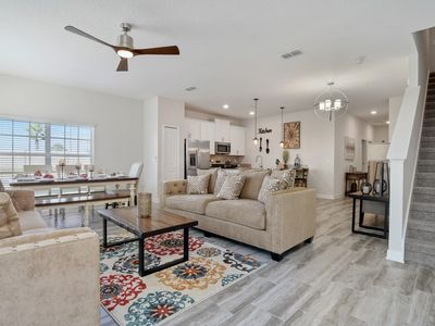 Photo for Luxury on a budget - Storey Lake Resort - Feature Packed Relaxing 5 Beds 4 Baths Townhome - 5 Miles To Disney