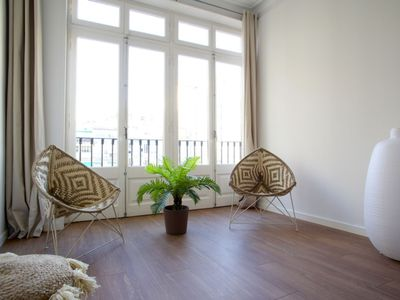Photo for Apartment in the center of Barcelona with Internet, Air conditioning, Lift (992222)