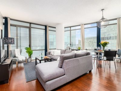 Photo for RATE DROP! - Pristine and Clean - Luxurious 2-Bedroom Condo (Downtown Core)
