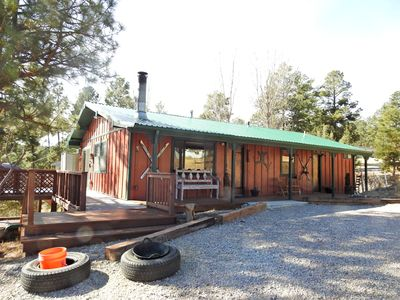 Photo for Our Deer Cabin, Ruidoso, NM