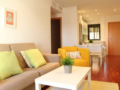 Photo for Cosy holiday apartment, central, up to 6 people