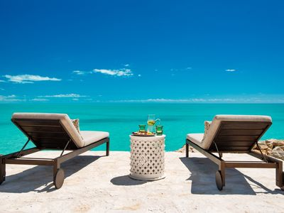 Photo for 6 Bedroom Villa - Beach Front Alcove - Turks & Caicos