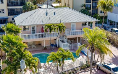Photo for Sea Horse Manor, 6 Bedrooms, Sleeps 18, Heated Pool, Pet Friendly
