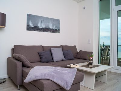 Photo for 2 bedroom apartment for 2-4 people in an exclusive location with sea views.
