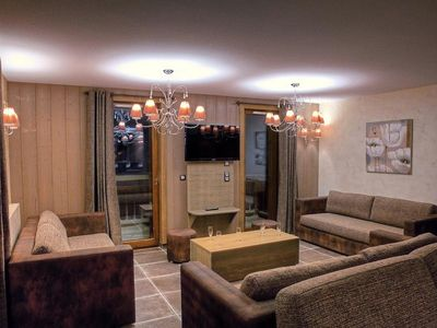 Photo for Les Balcons Platinium Val Thorens ***** - 3 Rooms 4/6 People