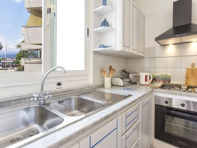 Photo for Casa Dony, spacious apartment a few steps from the sea of Alghero.