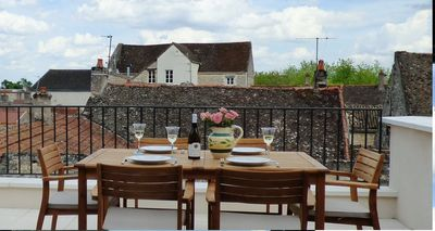 Photo for Chez Montrachet, all new, superb 3 bdrm/3.5 bath central Puligny-Montrachet