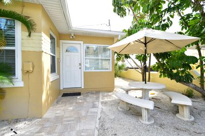 Out Patio Area