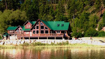 Photo for Elegant, Spacious 'Aspen' Cabin at Otter lake-Tulameen