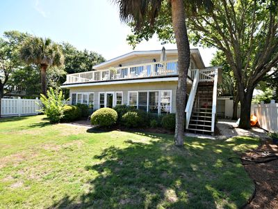 Photo for South Litchfield Beach -  Canal Front - Dock -  Pet Friendly