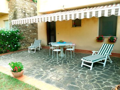 Photo for 2 bedroom Apartment, sleeps 4 in Rosignano Solvay-Castiglioncello with Pool and WiFi