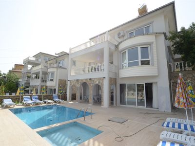 Photo for The Ultimate Guide to Renting Your Luxury 3 Bedroom Villa with Majestic Views, Alanya Villa 1035