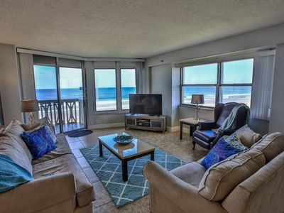 Photo for Panoramic Ocean Front Views From Your Amazing Beach Front Condo