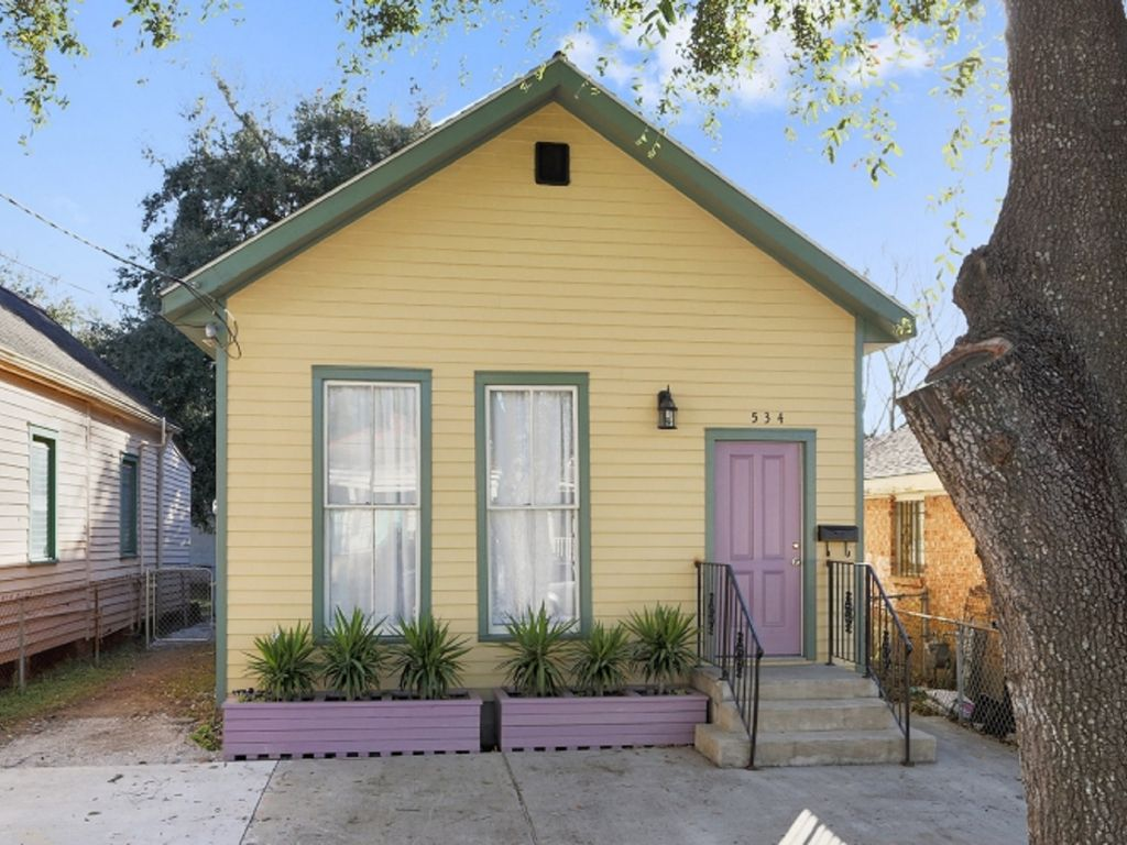 Renovated Private 3 Bedroom Home In Neighborhood As Old As French Quarter New Orleans