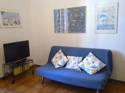 Photo for Etruscan Coast Piombino central two-room apartment equipped near the sea